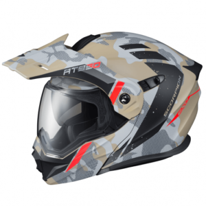 Casco Scorpion EXO-AT950 OUTRIGGER Mtsand