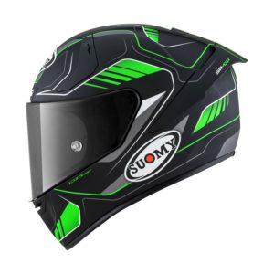 Casco Suomy SR-GP Gamma Matt Green